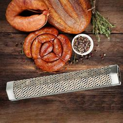 12inch BBQ Grill Smoker Tube Barbecue Wood Pellet Cold Smoki