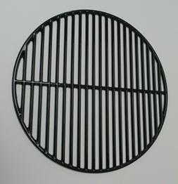 "18"" Cast Iron Cooking Grate for Large Big Green Egg & Kamado"