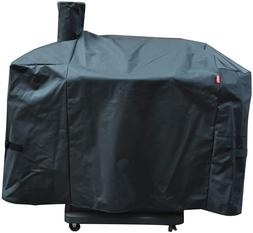 """55"""" BBQ Grill Cover 73820 For Pit Boss 820 820FB 71820 Wood"""