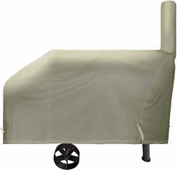 iCOVER 66 inch BBQ Barbecue Smoker Grill Cover for weber  Br