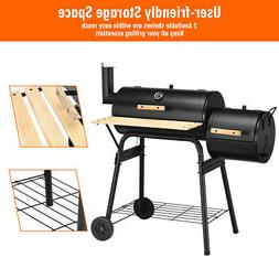 Outdoor BBQ Grill Charcoal Barbecue Patio Backyard Patio Mea