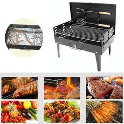 Barbecue Stove Folding Portable Charcoal BBQ Grill For Outdo