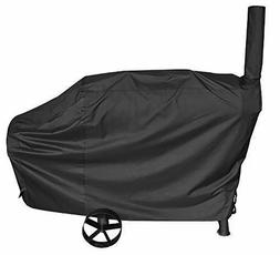 iCOVER 66in BBQ Barbecue Smoker/Grill Cover forweber char-br
