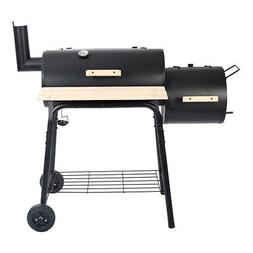 bbq grill charcoal barbecue meat smoker backyard