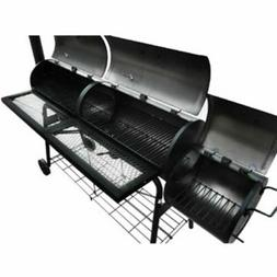 BBQ Grill Charcoal Barbecue Pit Patio Backyard Meat Cooker S