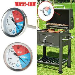 BBQ Grill Temperature Gauge Tool Smoker Pit Cooking Thermome