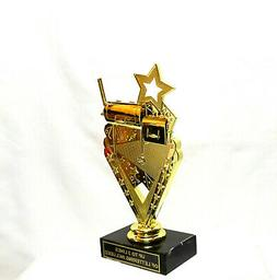 BBQI TROPHY, COOK OFF TROPHY SMOKER GRILL