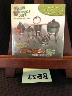 Big Green Egg Best Smoker & Grill DVD CD ROM! BRAND NEW AND