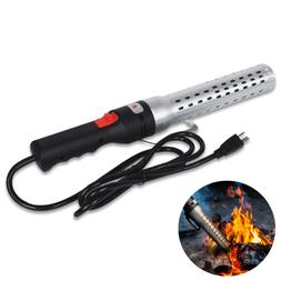 VIVOHOME Electric Fire Starter Lighter Grill Charcoal BBQ Sm
