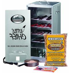 Little Chief Front Load Smoker Electric 110-120 AC outlet 16