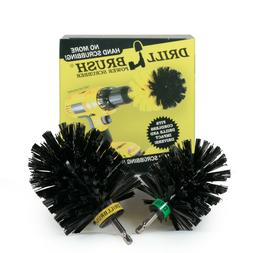 Grill Cleaning Power Drill Brushes - BBQ Accessories - Propa