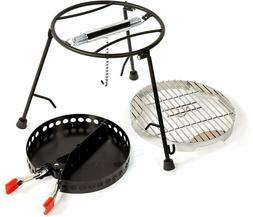 CampMaid Grill Smoker