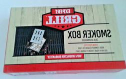 """Grilling~Stainless Steel Smoker Box 8"""" inch For Your Wood Ch"""