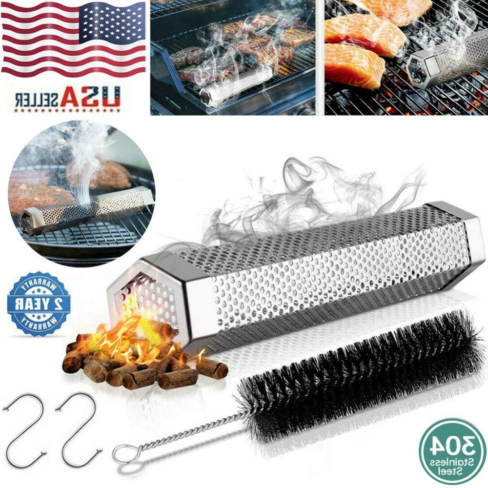 12 stainless steel outdoor wood pellet grill