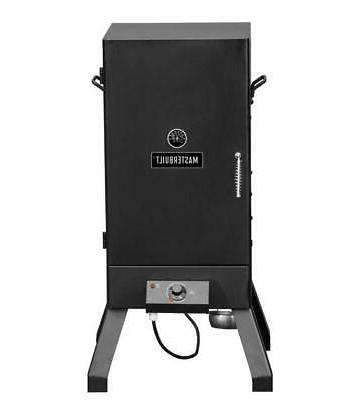 Masterbuilt 30 inch Analog Electric Smoker with 2 Smoking Ra