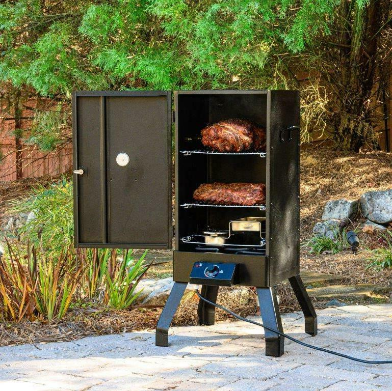 Electric Grill Food BBQ Outdoor Patio