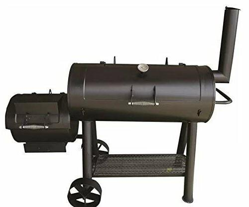 iCOVER Barbecue Smoker Grill
