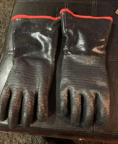 """RAPICCA Resistant-Smoker, Barbecue Gloves,14"""""""