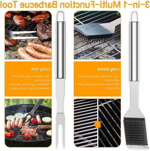 BBQ Accessories Set 35 Kit