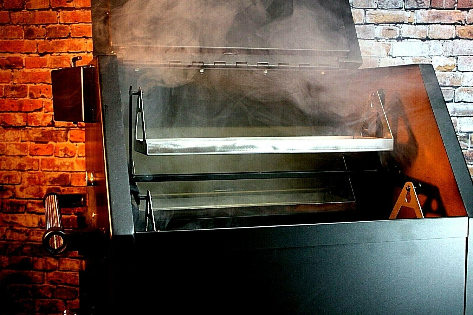 BBQ Smoker Smoker Grill ONE!!! Made in