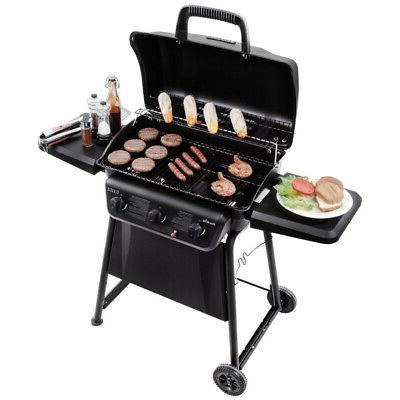 Char-Broil 463773717 station barbecue