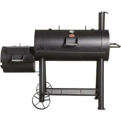 Char-Griller Grill sq in. Adjustable Smokestack