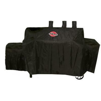 char griller texas trio grill cover polyester