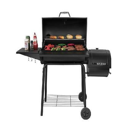 charcoal grill smoker new 2020 800 square