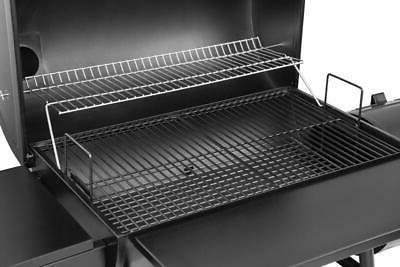 Charcoal Grill Offset Smoker Outdoor
