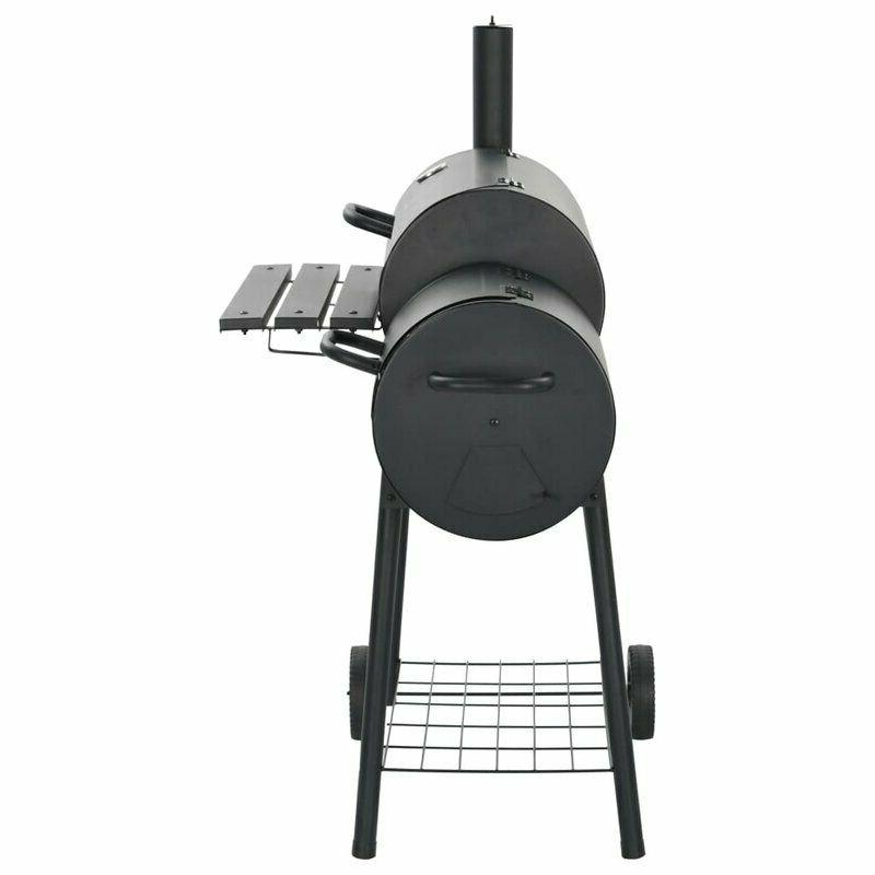 Classic Offset Smoker Grill