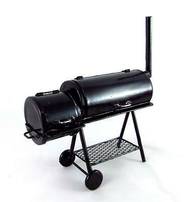 dolls house deluxe bbq barbeque smoker grill