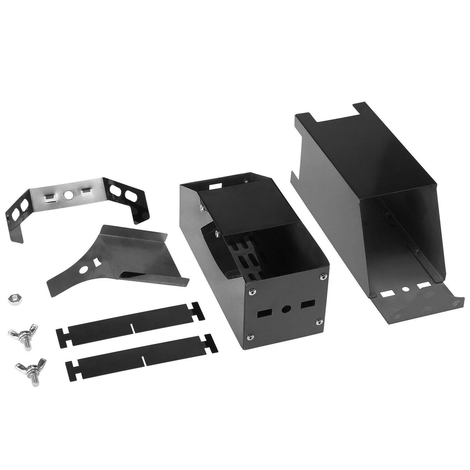 Foldable Plans Barbecue Cooker