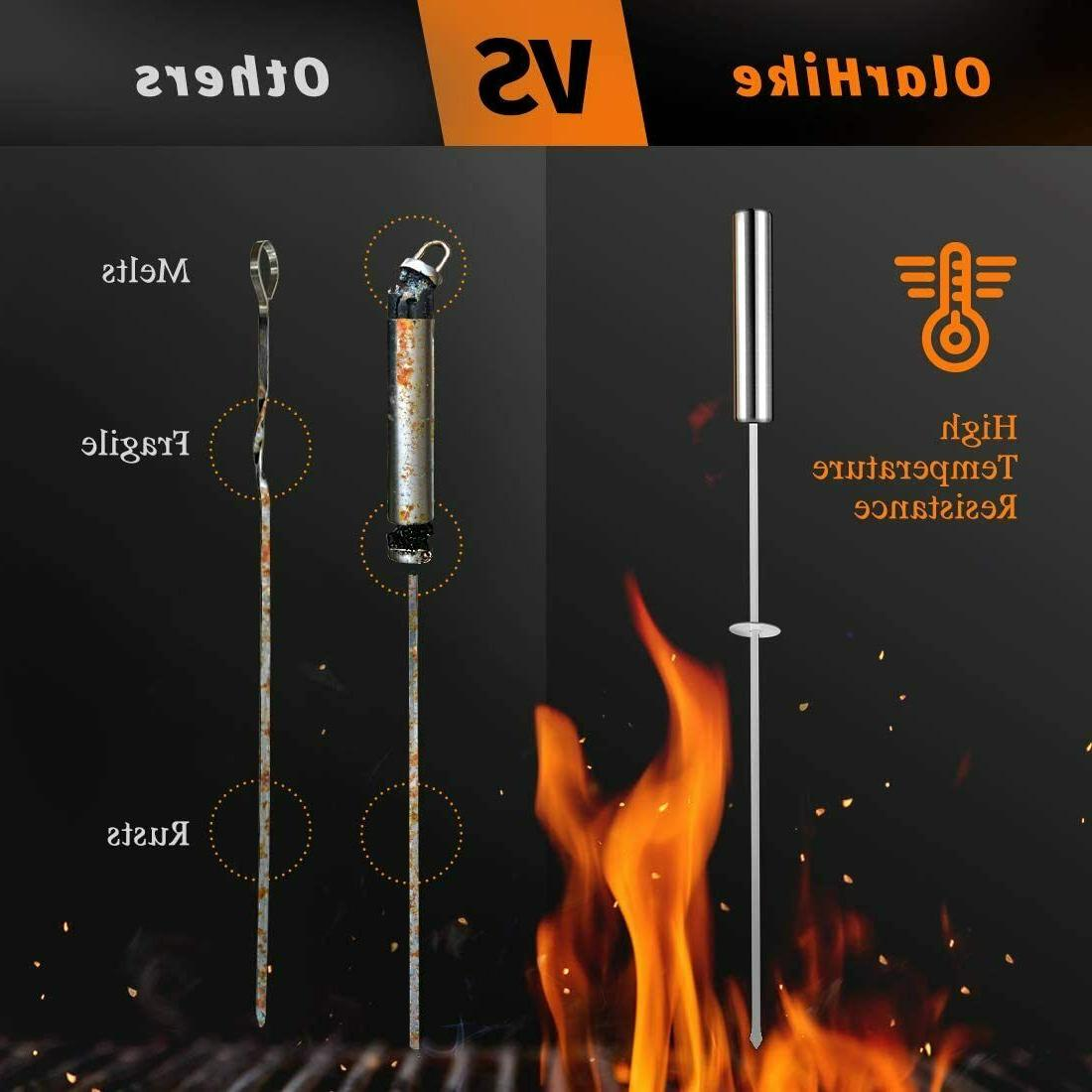 Grilling Tools 25 Stainless Steel for Smoker