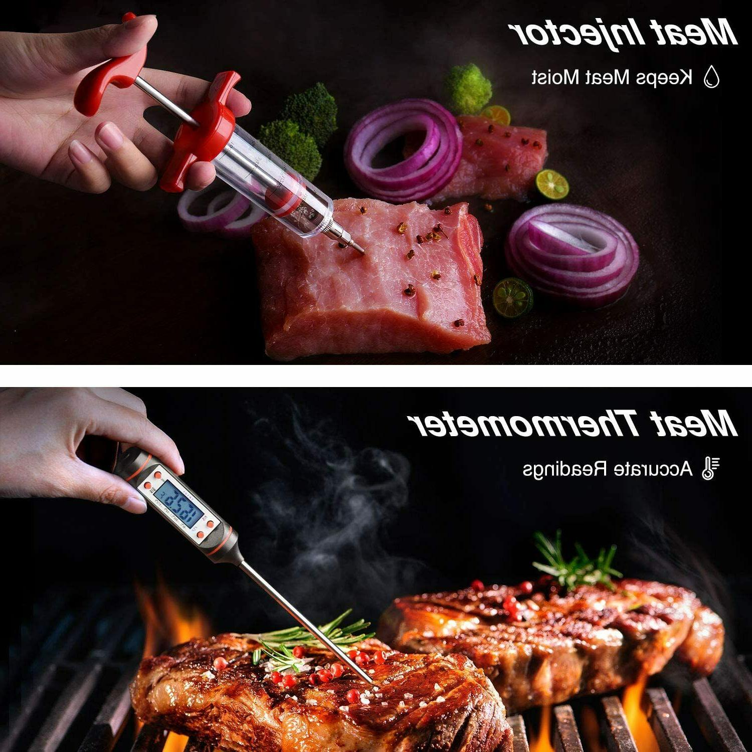 Grilling Tools Stainless Smoker