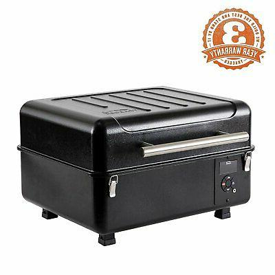 Traeger Grills Ranger Grill TBT18KLD Wood and Smoker