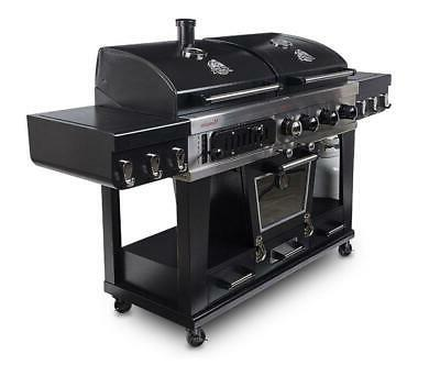 Pit Memphis Ultimate 4-in-1 Gas Combo with