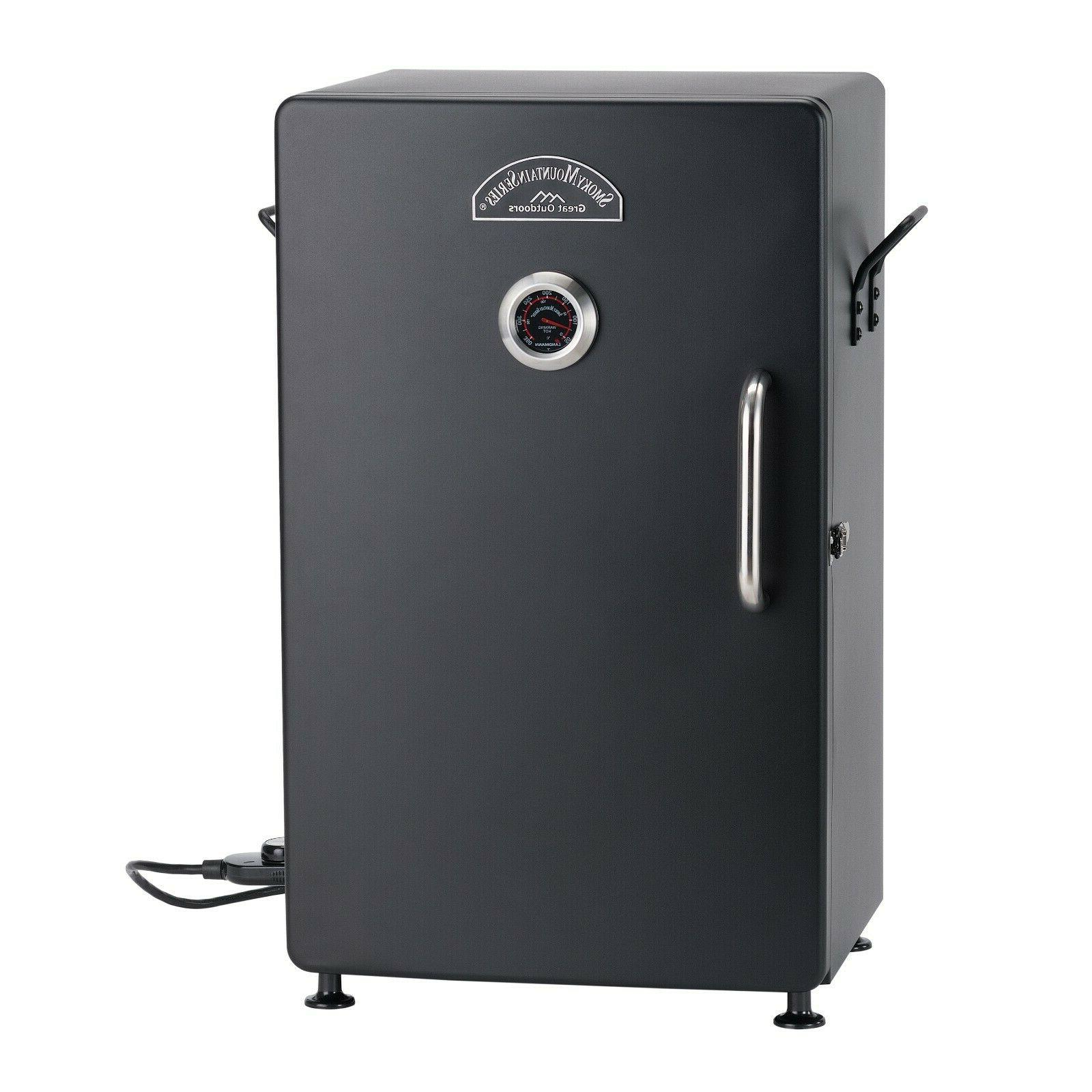New Electric Barbecue Grill Outdoor Portable Meat Cooker