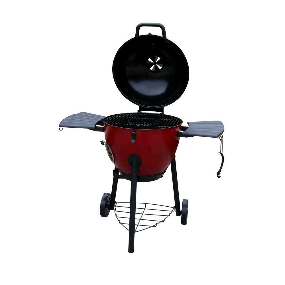 Charcoal Grill Char Steel Construction