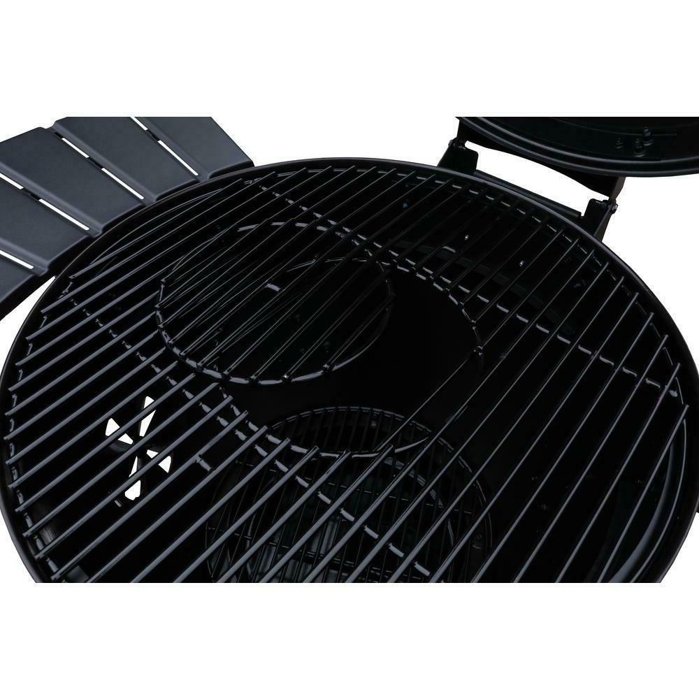 Charcoal Grill Premium Char Porcelain Coated Steel