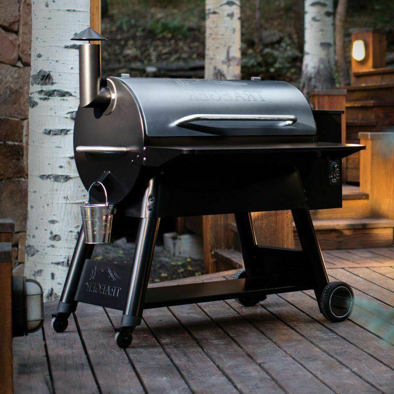 pro series 34 wood pellet grill by