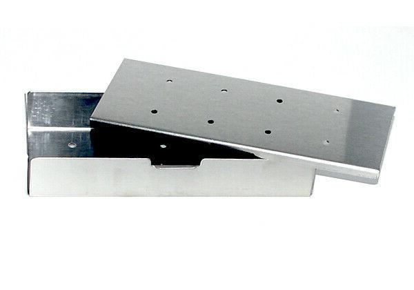 ssst stainless steel smoker box color silver