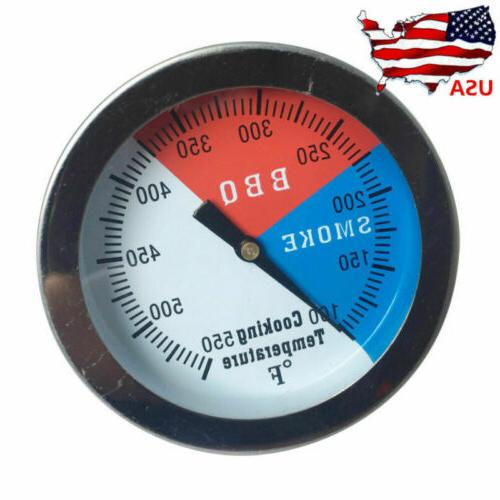temperature thermometer gauge barbecue bbq grill smoker