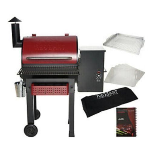 traeger heartland 520 grill and smoker