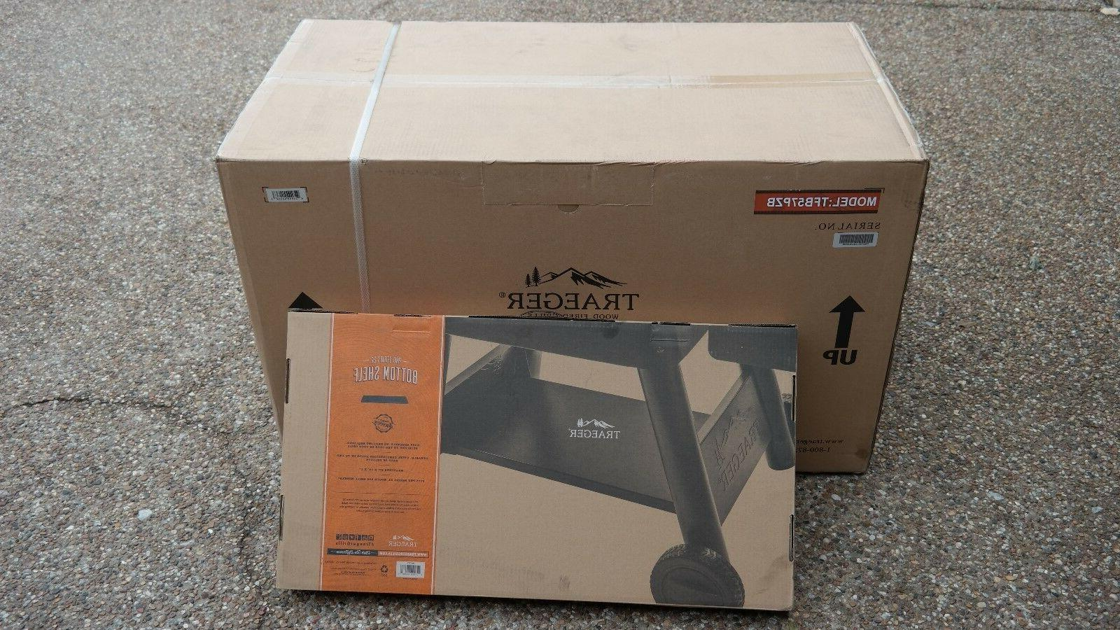 TRAEGER PRO SERIES WOOD BARBEQUE 20000 GRILL
