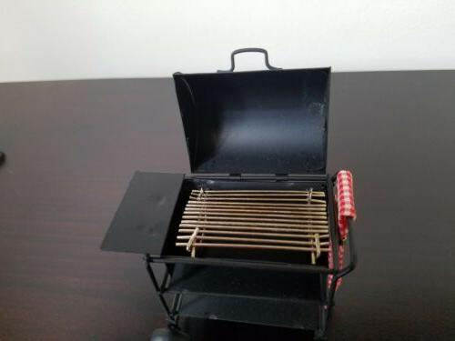 Vintage Barbeque 1:12 Scale