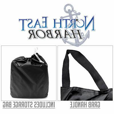 "Waterproof Cover - 17""W 31""H - Black"