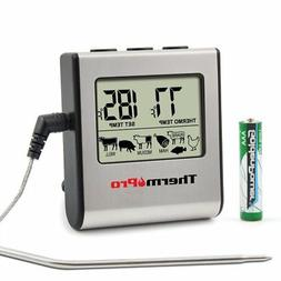 ThermoPro Meat Thermometer Digital Food Cooking Smoker Oven