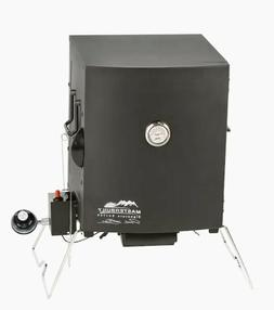 Masterbuilt MPS 20B Patio-2-Portable Propane Smoker Built-in