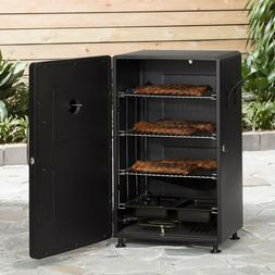 New Electric BBQ Smoker Barbecue Grill Outdoor Portable Meat