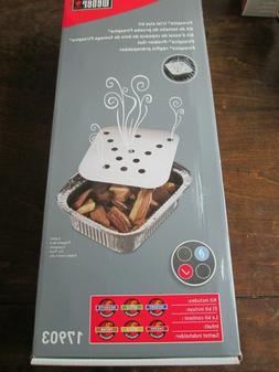 NEW Weber Grill Fire-Spice Sampler 6-Pack Flavored Smoker Wo